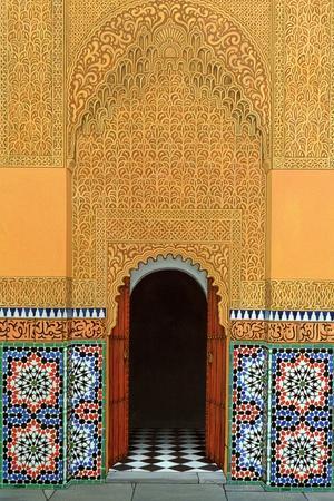 Door, Marrakech, 1998
