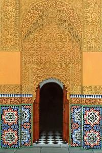 Door, Marrakech, 1998 by Larry Smart