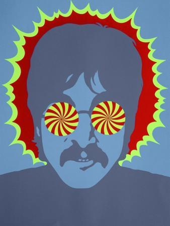 Lennon - Kaleidoscope Eyes, 1967 by Larry Smart