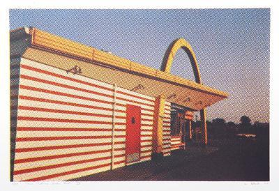 IX - McDonald's (Side View) from One Culture Under God