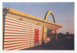 IX - McDonald's (Side View) from One Culture Under God by Larry Stark