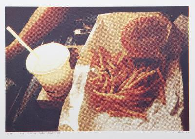 XII - Cheeseburger and Fries from One Culture Under God