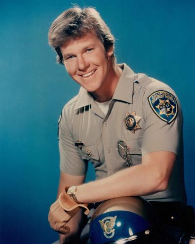 Larry Wilcox - CHiPs--Photo