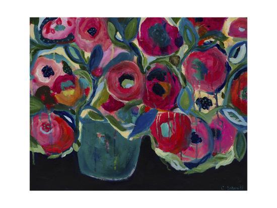 Las Floras-Carrie Schmitt-Giclee Print