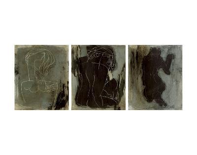 Las Mujeres-Kani-Art Print