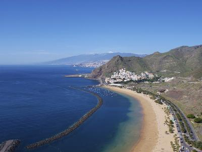 Las Teresitas, Tenerife, Canary Islands, Spain, Atlantic, Europe-Jeremy Lightfoot-Photographic Print