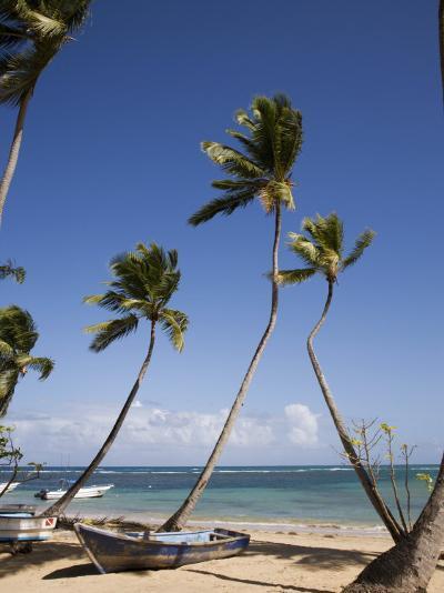 Las Terrenas, Samana Peninsula, Dominican Republic, West Indies, Caribbean, Central America-Angelo Cavalli-Photographic Print