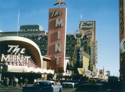 Las Vegas Mint, Fremont Hotel