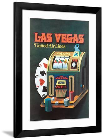 Las Vegas, Nevada - United Air Lines - Slot Machine