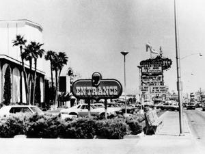 Las Vegas Stardust 1974