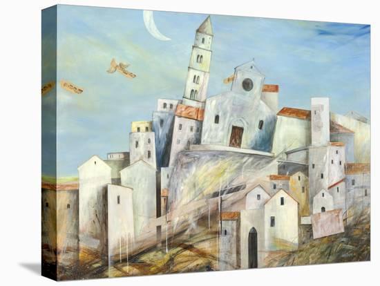 Lasciami sognare-Donato Larotonda-Stretched Canvas Print