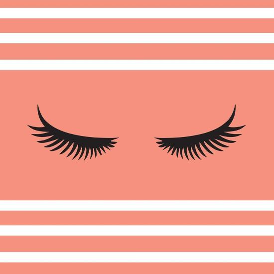 Lashes-Sd Graphics Studio-Art Print