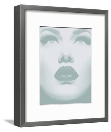 Lashes-Design Fabrikken-Framed Photographic Print
