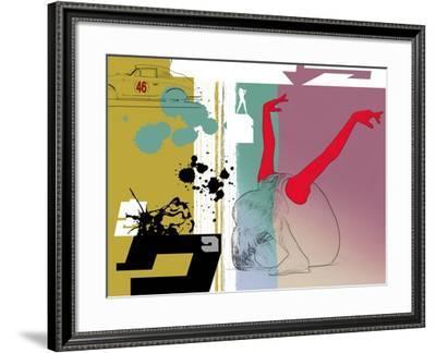 Last Dance-NaxArt-Framed Art Print