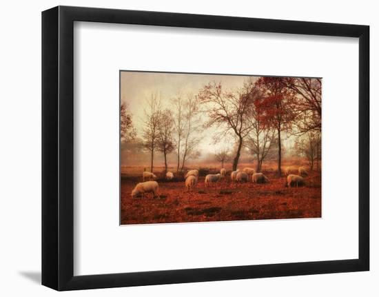Last Days of Autumn-Ellen van Deelen-Framed Photographic Print