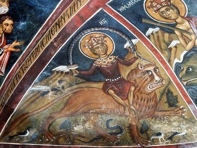 Last Judgement, Personification of the Land--Giclee Print