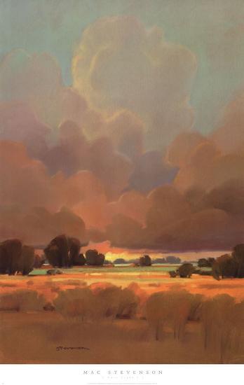Last Light I-John Stevenson-Art Print