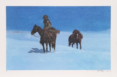 Last Look-Dan Bodelson-Collectable Print