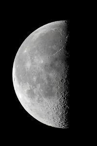 Last Quarter Waning Moon
