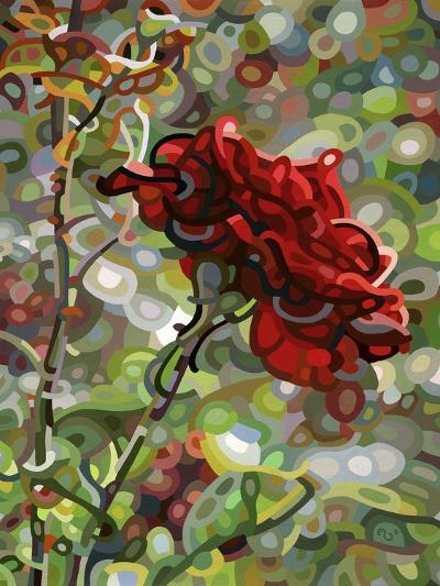Last Rose of Summer-Mandy Budan-Giclee Print