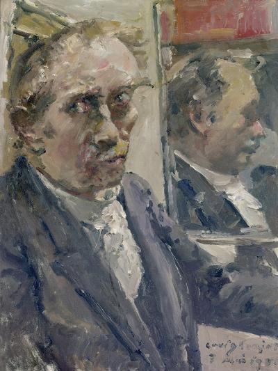 Last Self-Portrait, 1925-Lovis Corinth-Giclee Print
