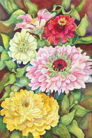 Last Shades of Summer-Joanne Porter-Giclee Print