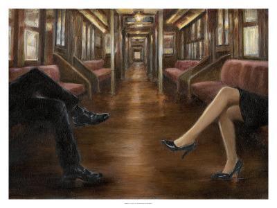 Last Stop-Ethan Harper-Art Print