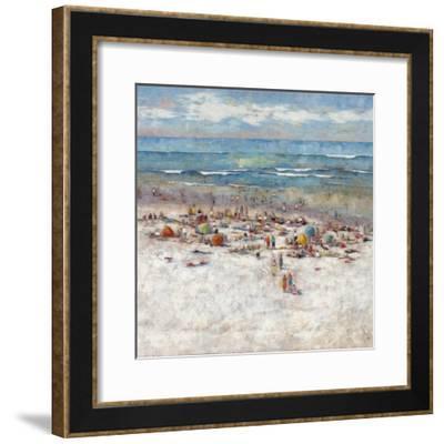 Last Summer-Wendy Wooden-Framed Giclee Print