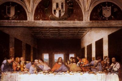 Last Supper--Art Print