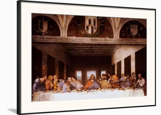 Last Supper--Framed Art Print