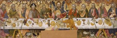 Last Supper-Jaume Ferrer Elder-Giclee Print