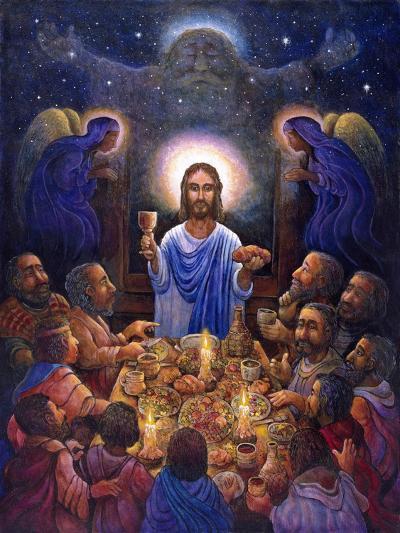Last Supper-Bill Bell-Giclee Print