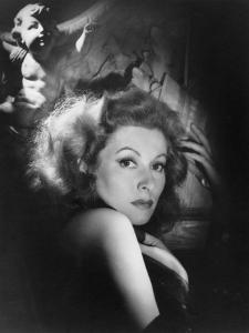 Greer Garson, British Actress and Film Star, Late 1930S-1940S by Laszlo Willinger