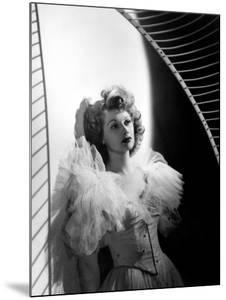 Lucille Ball, American Film and Television Actress, Late 1930S - Early 1940S by Laszlo Willinger