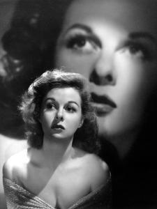 Susan Hayward, American Actress and Film Star, C1940 by Laszlo Willinger