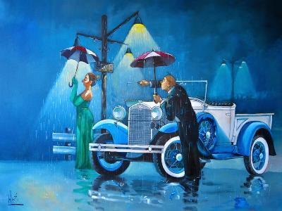 Late for the Ball-Ronald West-Art Print