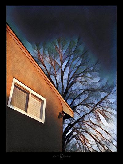 Late In The Day-Tim Nyberg-Giclee Print