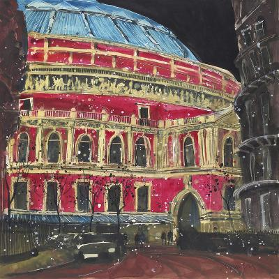 Late Night Performance, Royal Albert Hall, London-Susan Brown-Giclee Print