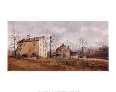 Late November-Ray Hendershot-Art Print