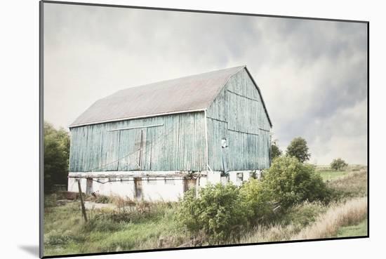 Late Summer Barn I Crop-Elizabeth Urquhart-Mounted Photo