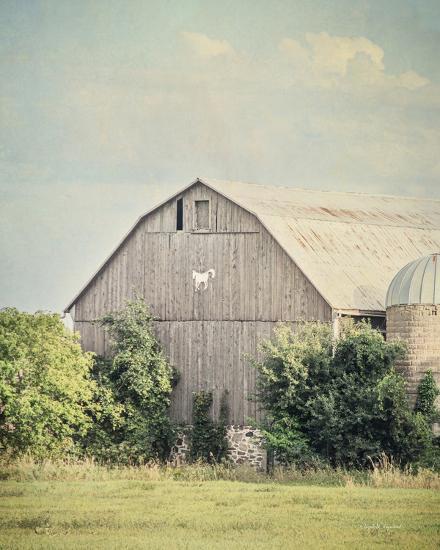 Late Summer Barn II Crop-Elizabeth Urquhart-Photo