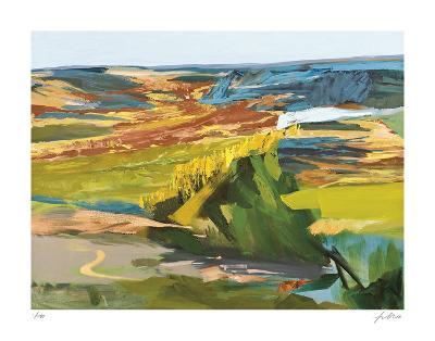 Late Summer Land-Lise Temple-Giclee Print