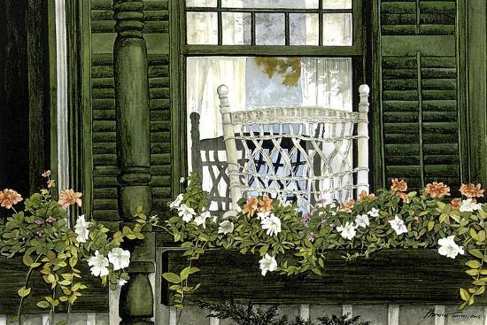 Late Summer Sun-John Morrow-Giclee Print