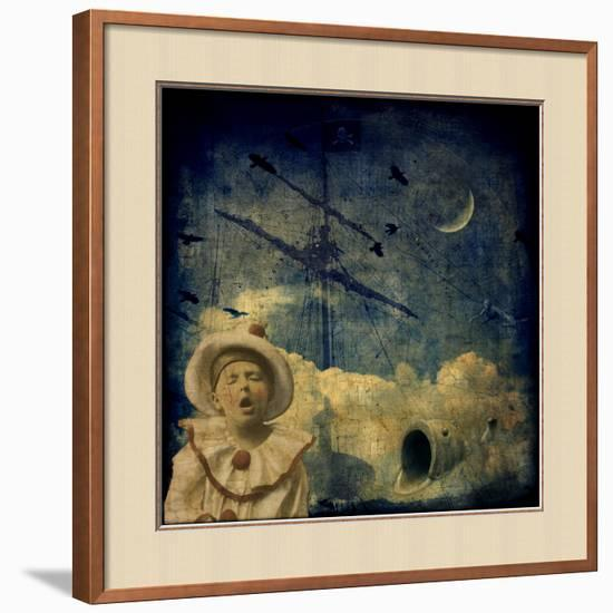 Later That Night-Lydia Marano-Framed Photographic Print