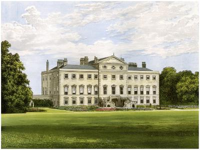 Lathom House, Lancashire, Home of Lord Skelmersdale, C1880-AF Lydon-Giclee Print