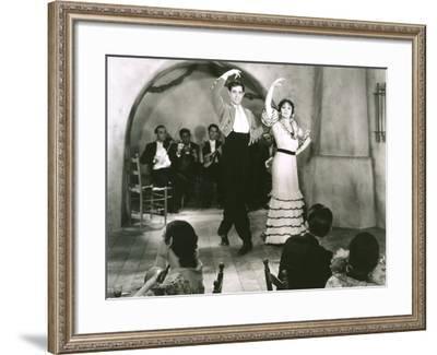 Latin Dancers--Framed Photo