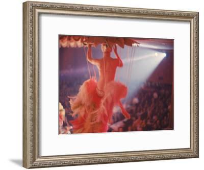 Latin Quarter Nightclub Show-Gordon Parks-Framed Premium Photographic Print