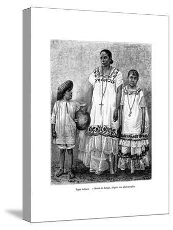 Latino Types, 19th Century