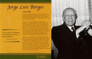 Latino Writers - Jorge Luis Borges