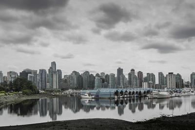 Teary Skies over Vancouver